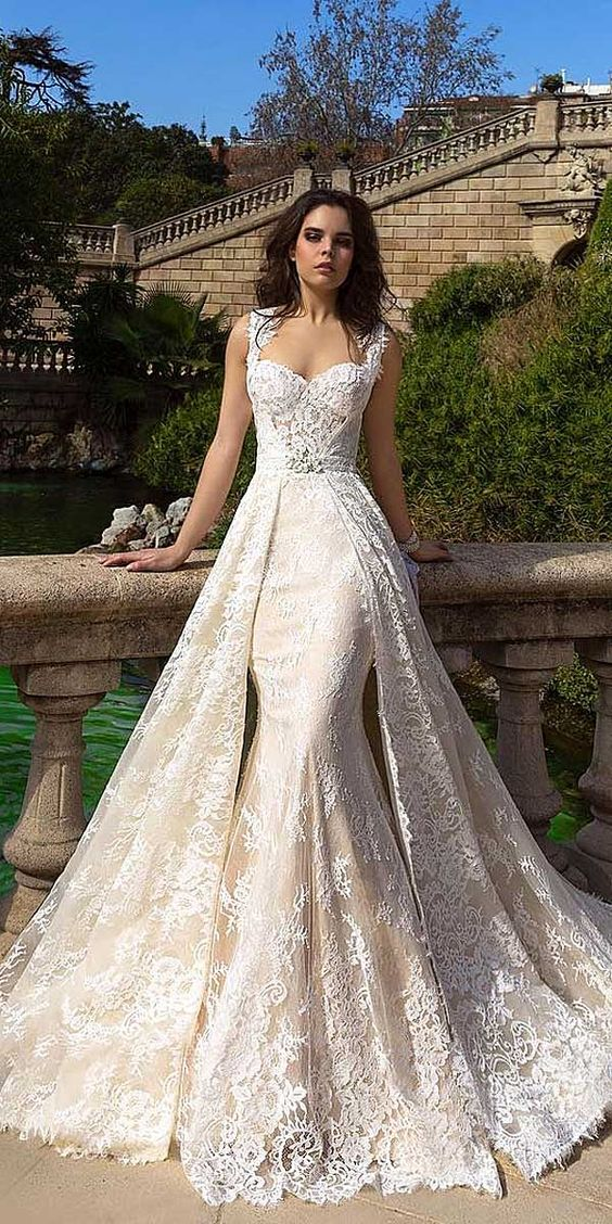 A272 Crystal Design Wedding Dresses 2016, Spaghetti Straps Long ...