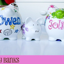 Large Piggy Banks