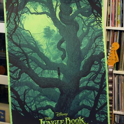 """the jungle book"" artist proof"