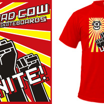 MAD COW UNITE! TSHIRT