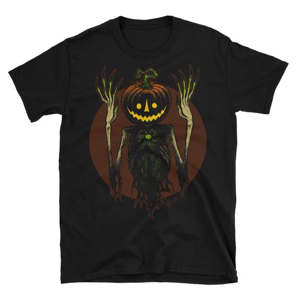 The Scarecrow Amulet Unisex T Shirt