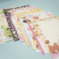 25 Kawaii Mini Memo Grab Bag