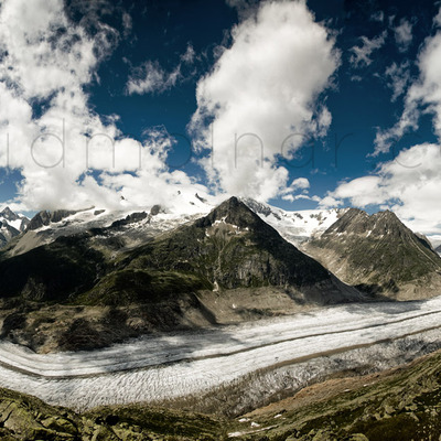 P016 aletsch glacier switzerland