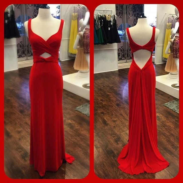 Sex Red Simple Long Prom Dress, 2017 Party Dress · Promtailor ...