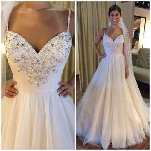 A line wedding dresses wedding dress custom made wedding for Wedding dress shops in dc