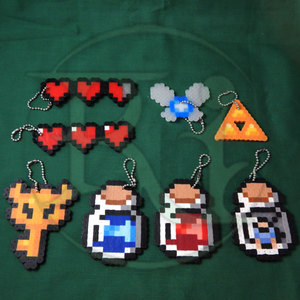 Legend of Zelda (keychain)