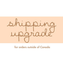 Shipping Upgrade - USA