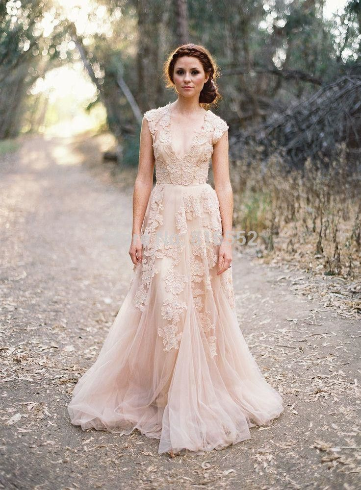 H250 Wedding Lace Dress Bridesmaid Dresses,Charming Cap Sleeve Pink ...