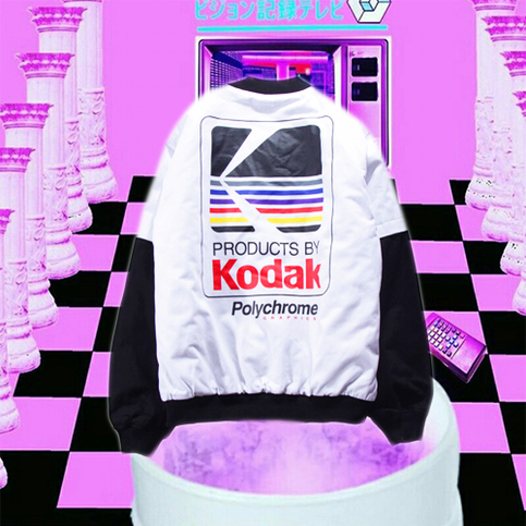 Kodak polychrome jacket