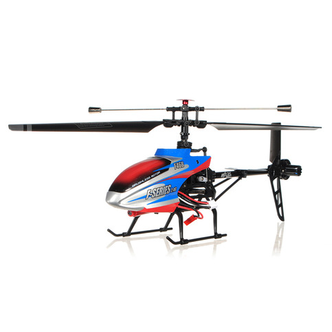 MJX F46B 4CH Brushless RC Remote Control Helicopter BNF