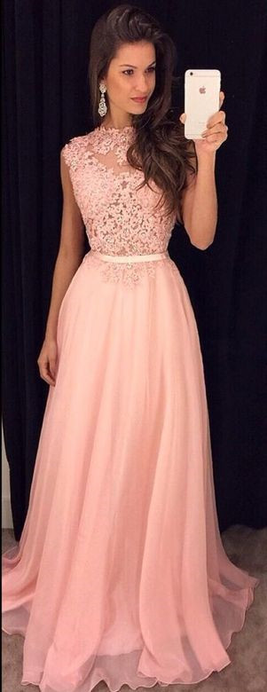 Chiffon Ball Gowns