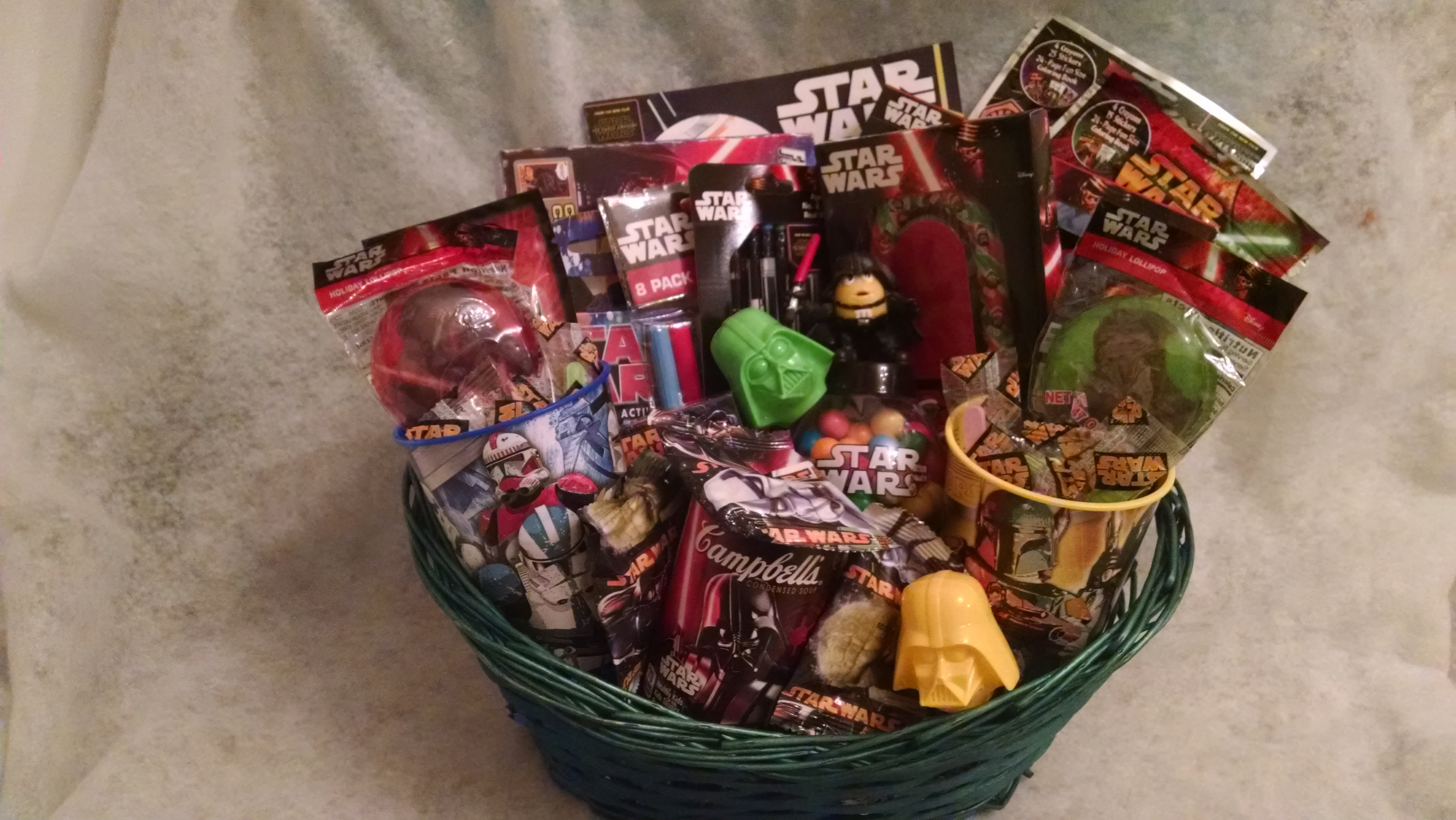Connie's Creations   Star Wars Gift Basket   Online Store ... - photo#19