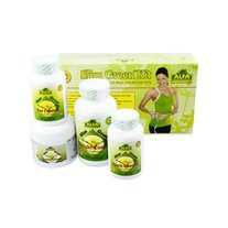Slim Green Kit (Complete Weight Loss Kit) by Alfa Vitamins