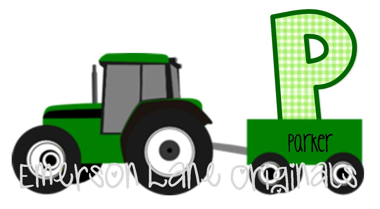 Tractor Pull Artwork : Tractor pull monogram shirt on storenvy