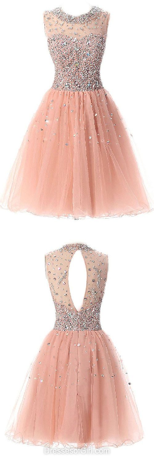 Beading Cocktail Dresses, Sparkly Prom Dresses, Short Homecoming ...