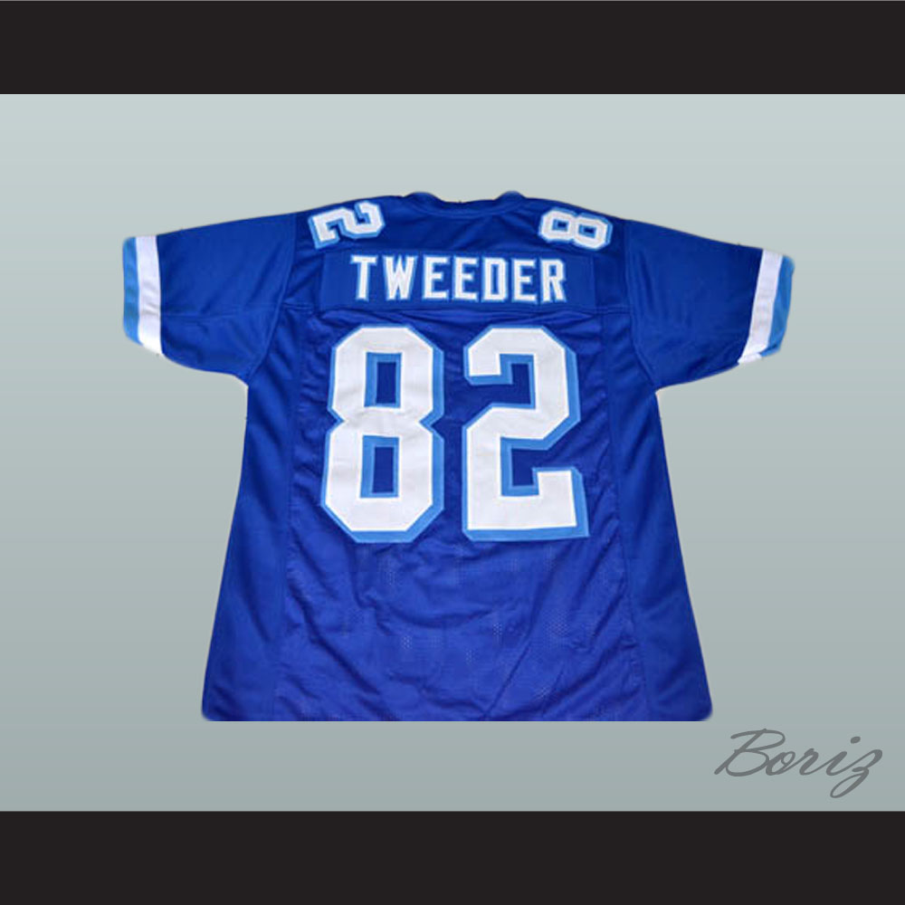 Charlie Tweeder 82 Football Jersey Varsity Blues Movie ...