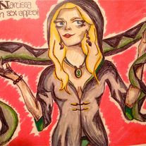 "Narcissa ""Britney Spears"" Malfoy"