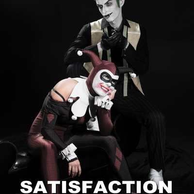 """satisfaction guaranteed"" 8.5x11 autographed glossy print"