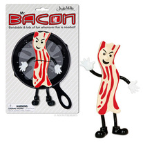 Bendable Mr. Bacon