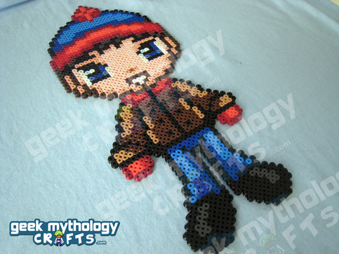 Stan Marsh - South Park Chibishou Bead Sprite