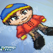 Eric Cartman - South Park Chibishou Bead Sprite