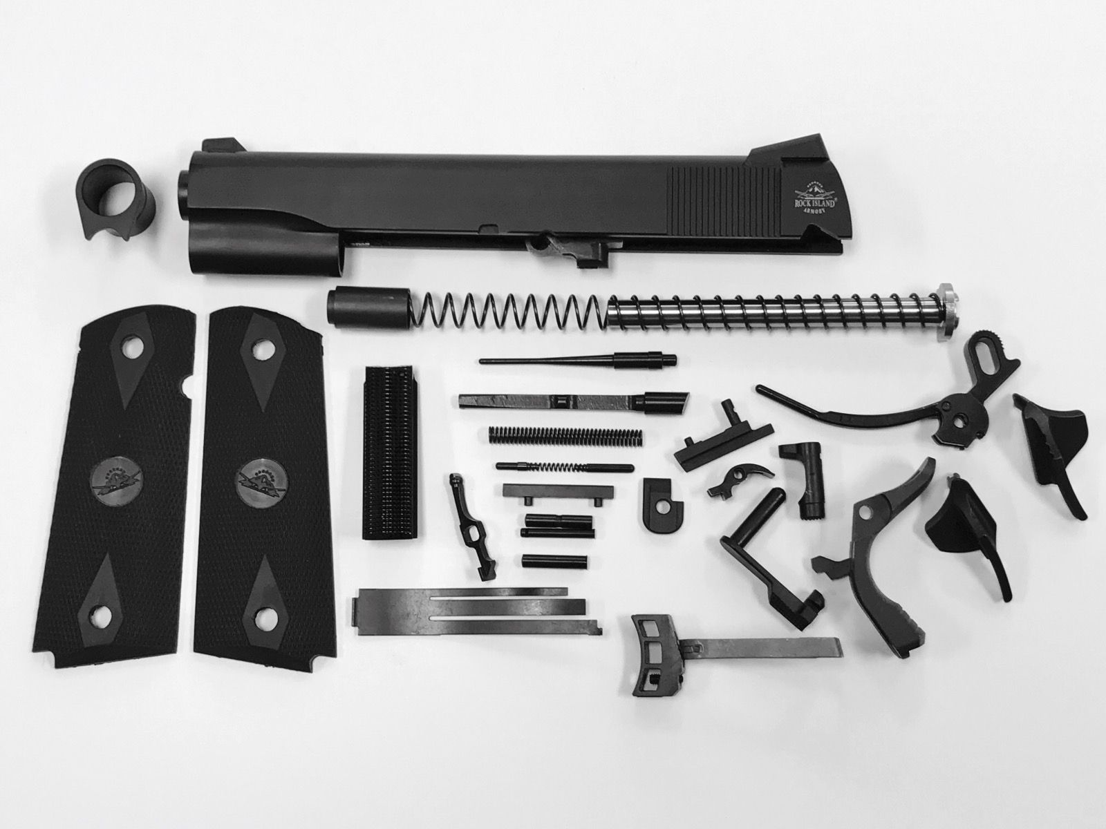 1911 CAL 45 TACTICAL BUILDERS Parts KIT (Excluding frame and ...