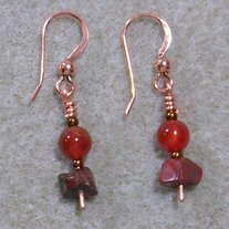 Red Agate and Jasper