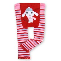 Poodle Dog Girls Legging Pants from baby size 3 mo to toddler 4T