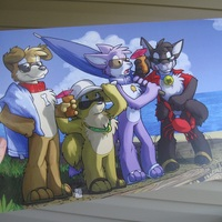 Housepets! Just Beachy - Thumbnail 1