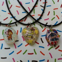 Disney Resin Necklace