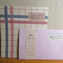 Crafty Letter Set #1
