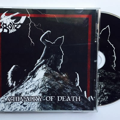 Boia - chivalry of death (cal-080) (cd)