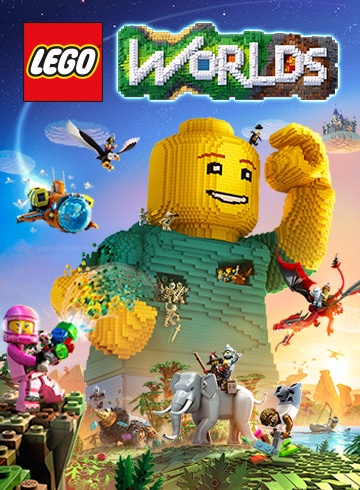 LEGO Worlds PC Download Game Key Code Windows Computer · Discount ...