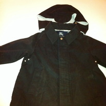 100% Authentic Burberry Boys Navy Coat
