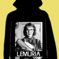 Log Lady Hoodies (American Apparel)