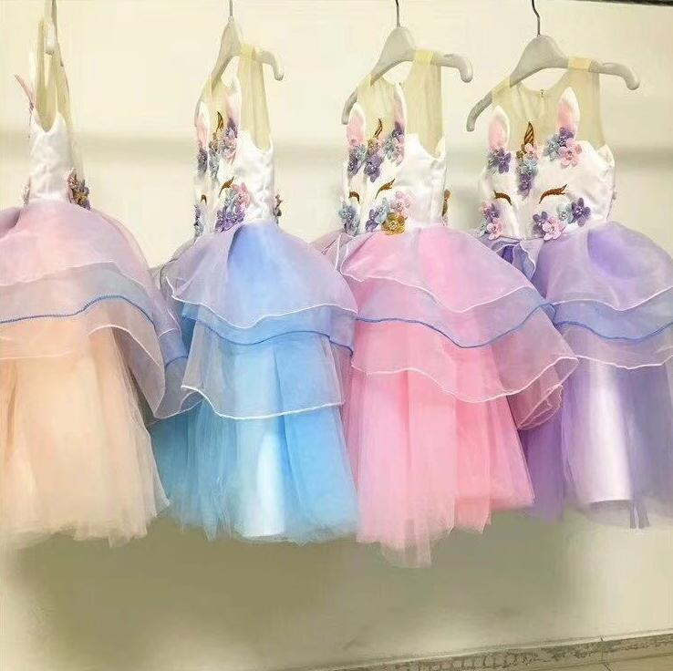 Unicorn dress, baby unicorn dress, girls unicorn dress ...