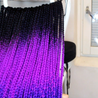 Crochet Box-braids (Individual) - Thumbnail 2