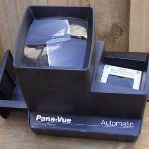 View Master Pana Vue Slide Viewer