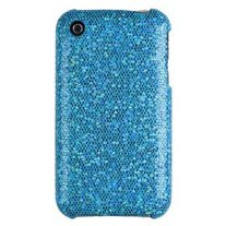 Blue Sparkles Caze (iPhone 3G/3GS)