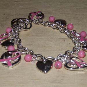 BCA Dangle Charm Bracelet
