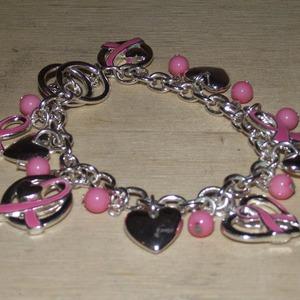 BCA Dangle Charm Bracelet