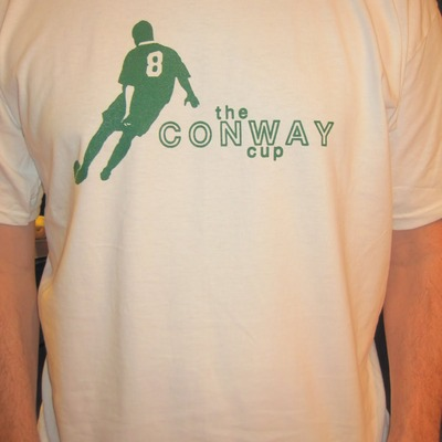 2012 short-sleeved conway cup tshirt