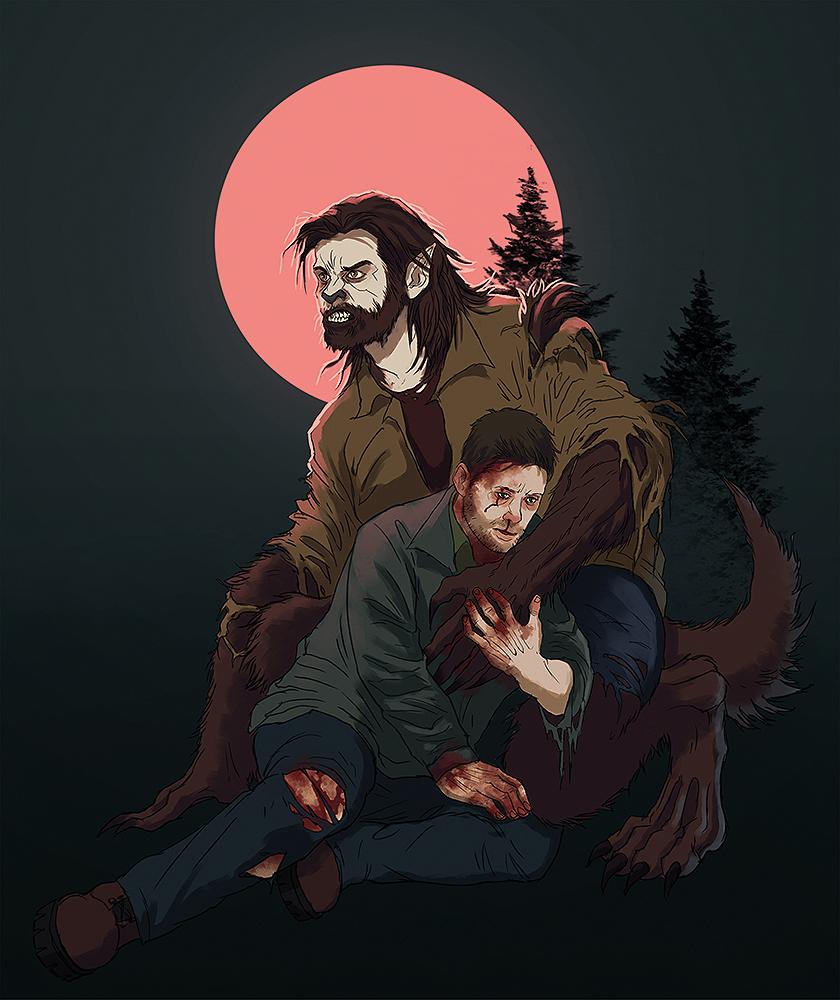 Supernatural Werewolf