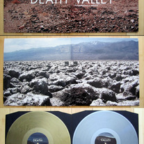 thisquietarmy + Yellow6 - Death Valley 2xLP (bundle)