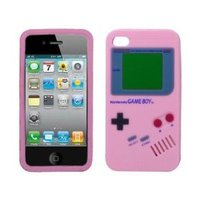 Light Pink Nintendo Case