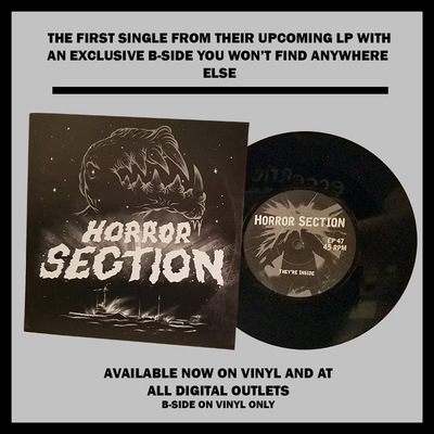 """7"""": horror section """"they're inside"""""""