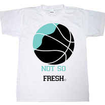 Basketball 2 colour print