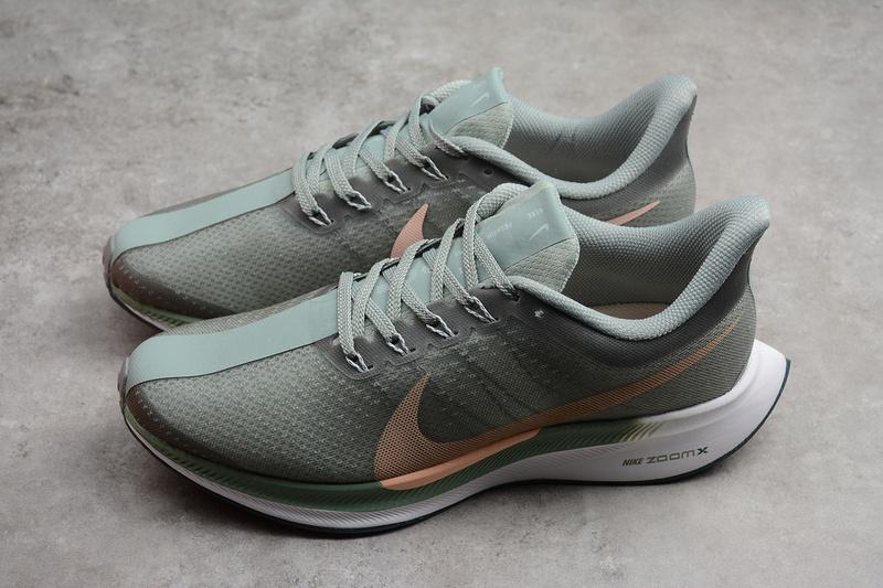1b71bdfebf9 Nike Zoom Pegasus 35 Turbo Mica Green Running Shoes AJ4115-300 ...