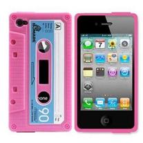 Pink Retro Cassette Tape Caze (iPhone 3G/3Gs)