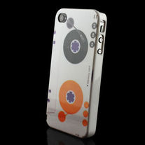 Memory Cassette Caze (iPhone 4G/4GS)